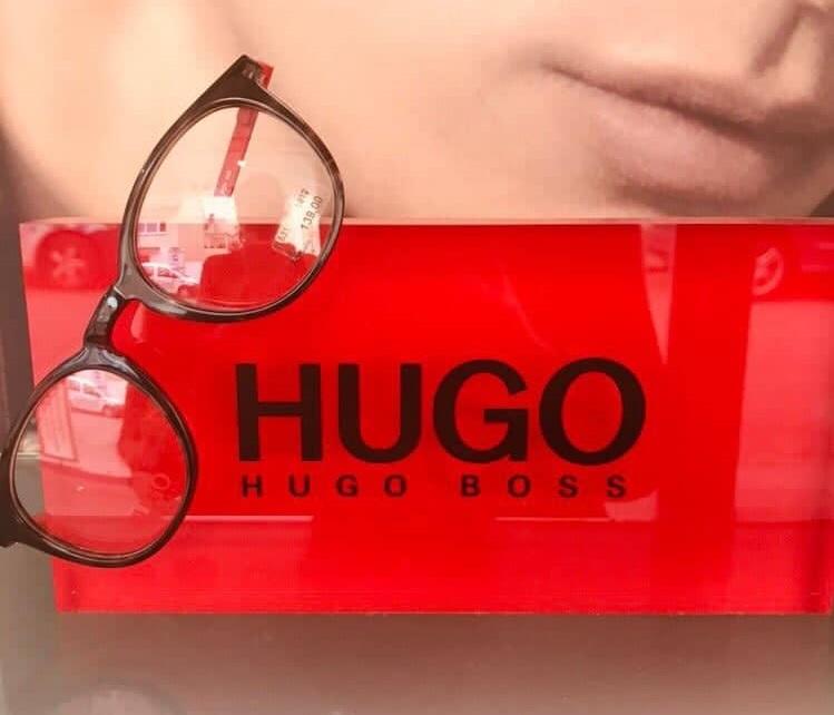 HUGO BOSS Brillen bei Optik Schuhkraft in Dortmund kaufen.