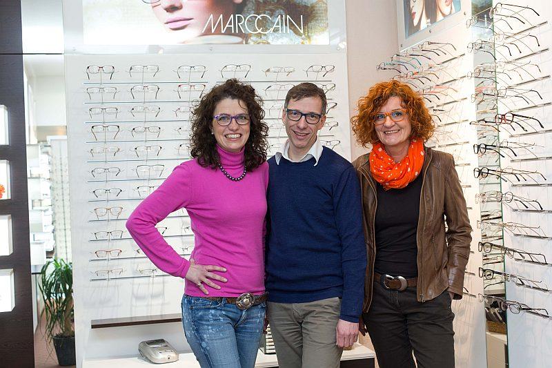 Team Optik Schuhkraft - Optiker und Augenoptiker in Dortmund